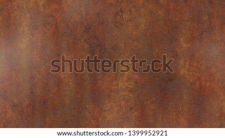 rust corroded eroded metal texture #1399952921