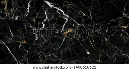 natural black Emperador marble texture with golden veins, black high gloss marble stone for interior exterior decoration design, black granite ceramic tile digital wall tiles design and floor tiles. #1400618621
