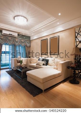 modern living room #140124220