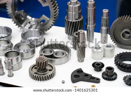 high precision hot forging product, automotive part production by hot forging process, automatice line hot forging, Casting part, Foundry automotive part, Automotive engine component #1401625301