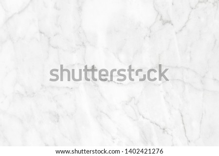 White black marble surface for do ceramic counter white light texture tile gray silver background marble natural for interior decoration and outside. #1402421276