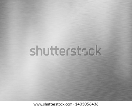 Metal plate texture background with steel surface #1403056436