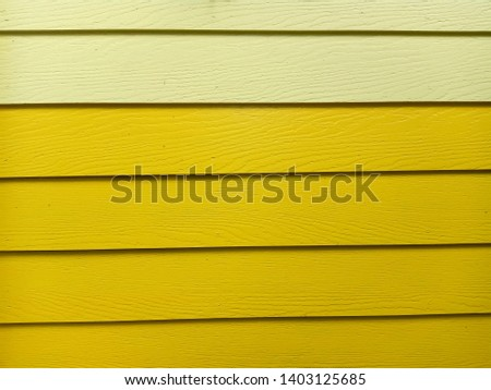 Background made of yellow patterned wood #1403125685