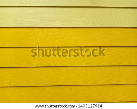 Background made of yellow patterned wood #1403127914