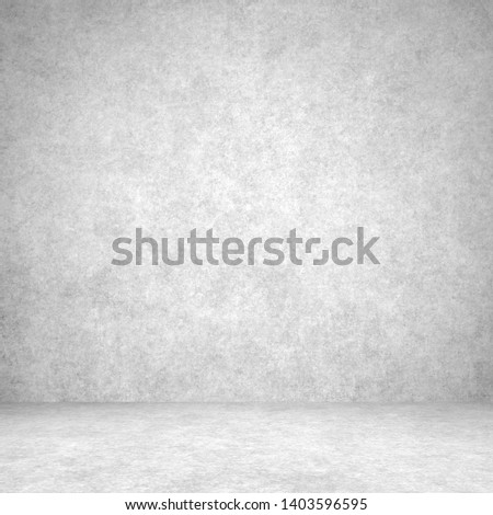 Designed grunge texture. Wall and floor interior background #1403596595