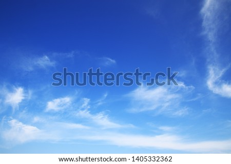Abstract bright sky surface background #1405332362