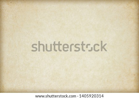 Old paper texture background. Old brown paper texture. paper vintage background #1405920314