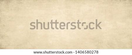 Old vintage paper background. Light colored vintage paper background for design, web page with copy spice. #1406580278