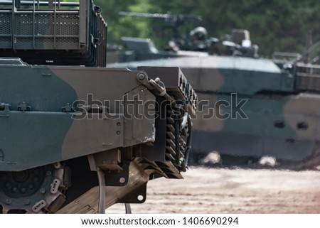 Japanese main battle tank(Type 10 tank) #1406690294