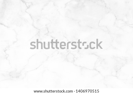 White black marble surface for do ceramic counter white light texture tile gray silver background marble natural for interior decoration and outside. #1406970515
