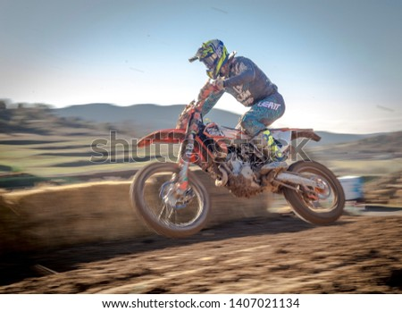 Ponts,Cataluña/España; 28 1 2018 Career of professionals of the two wheels #1407021134