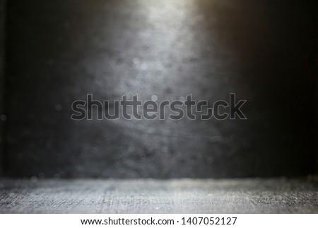 White smoke spotlight with black background #1407052127