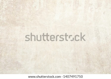 OLD NEWSPAPER BACKGROUND, OLD LIGHT SCRATCHED PAPER TEXTURE, TEXTURED PATTERN, SPACE FOR TEXT #1407491750