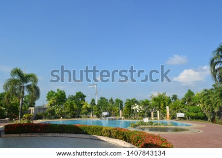 Swimming pool in Monte Rosa, Iloilo Philippines #1407843134