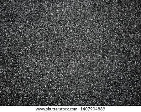 Asphalt concrete road surface in thailand #1407904889