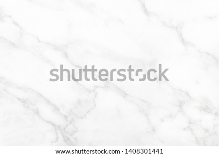 White marble surface for do ceramic counter white light texture tile gray background marble natural for interior decoration and outside. #1408301441