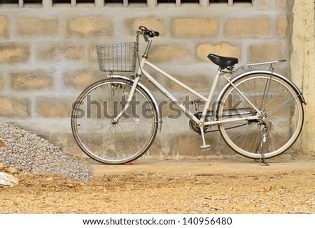 vintage bike #140956480