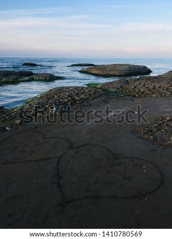 Sea sea sea beautiful Caspian sea #1410780569