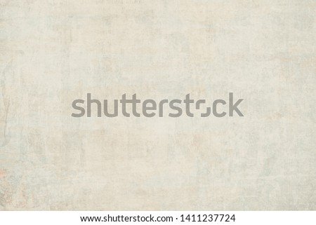 OLD SCRATCHED PAPER TEXTURE, BLANK NEWSPAPER, GRUNGE WALLPAPER, TEXTURED PATTERN  #1411237724