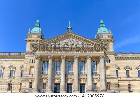Federal Administrative Court in Leipzig #1412005976