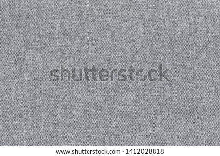 Canvas Polyester texture synthetical for background. Black polyester fabric textile backdrop for interior art design or add text message. #1412028818