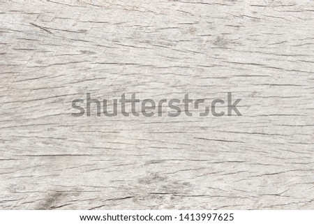 White wooden texture background. wood texture with natural pattern. Old wood wallpaper. #1413997625