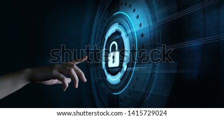 Cyber Security Data Protection Business Technology Privacy