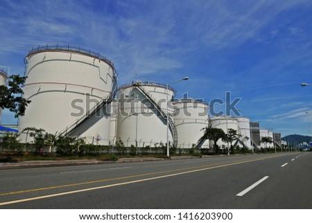 industrial tanks in industrial parks #1416203900