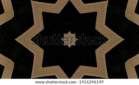 Very beautiful kaleidoscope images for your design. #1416246149