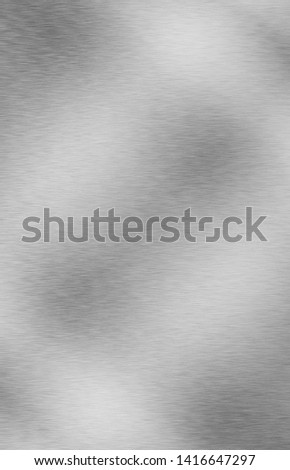 Stainless steel background or metal texture surface #1416647297