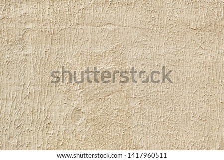 background of embossed plaster wall facade #1417960511