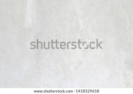 gray concrete background texture clean stucco fine grain cement wall clear and smooth white polished grunge interior indoor. #1418329658