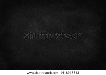 Blue texture dark slate background. Stone concrete surface. #1418915513