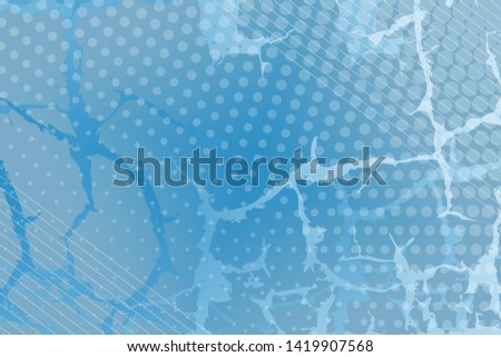 Beautiful blue abstract background. Aqua neutral backdrop for presentation design. Cyan base for website, print, base for banners, wallpapers, business cards, brochure, banner, calendar, graphic art #1419907568