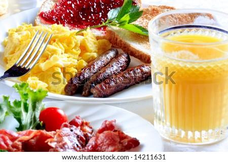 breakfast plate #14211631