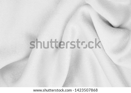 Texture background Fabric warm wool white infinitely fun, we can say with confidence that we love this white knitted woolen bouquet Your design will be great. an infinite number of creative solutions