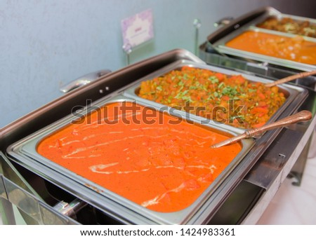 Picture of some Indian Chicken Curry