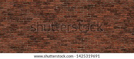 3d illustration old brick texture background #1425319691