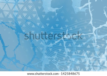 Beautiful blue abstract background. Aqua neutral backdrop for presentation design. Cyan base for website, print, base for banners, wallpapers, business cards, brochure, banner, calendar, graphic art #1425848675