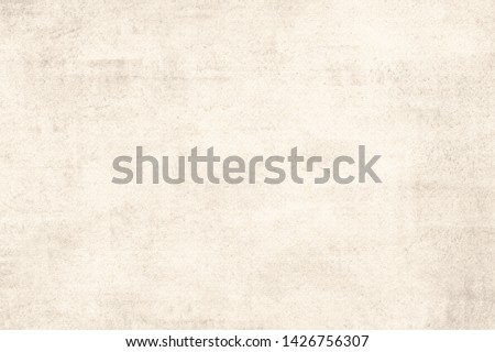 OLD SCRATCHED PAPER TEXTURE, BLANK NEWSPAPER, GRUNGE WALL PAPER BACKGROUND #1426756307
