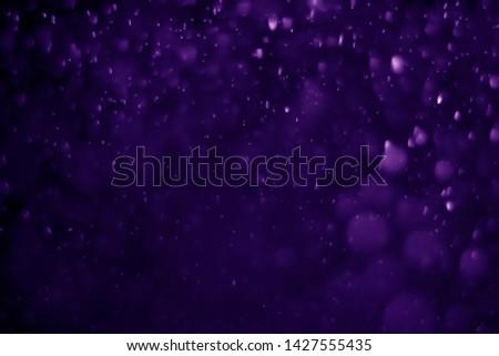 Bokeh purple proton background abstract #1427555435