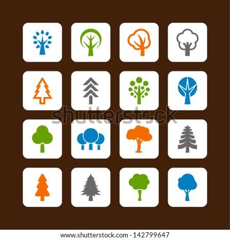 Tree icons #142799647
