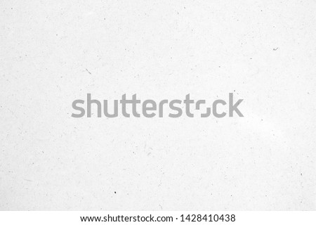 White paper texture background or cardboard surface from a paper box for packing. and for the designs decoration and nature background concept #1428410438