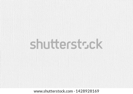 White Pastel Paper Texture. Simple Background