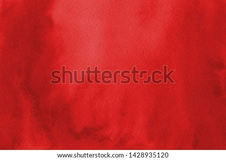 Abstract Red Background. Paper Texture