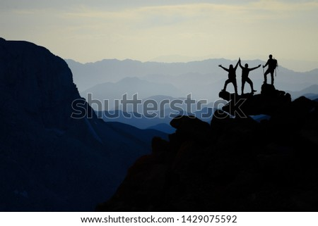 great achievements of climber group after climb #1429075592
