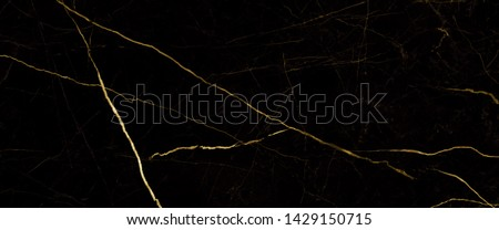 black marble background with yellow veins #1429150715