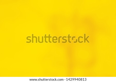 abstract blurred orange and yellow colors background for design. #1429940813