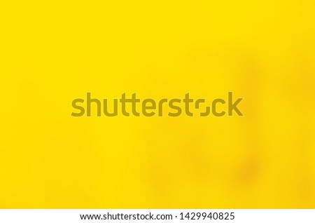 abstract blurred orange and yellow colors background for design. #1429940825