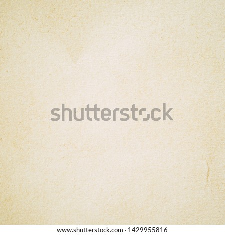 Old brown paper texture. vintage paper background. #1429955816